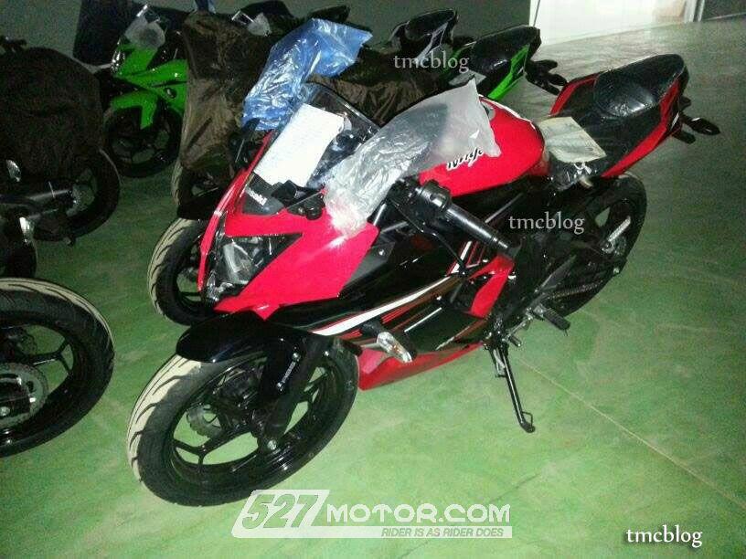 川崎拟推出250cc单缸车型抢占入门级市场
