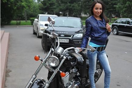 欧洲的摩托车族群