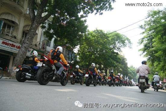 世界各国摩托车文化