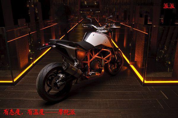 大单缸KTM690DukeR
