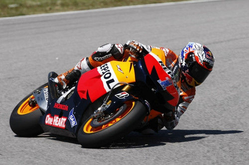 前MotoGP冠军车手Caseystoner自传