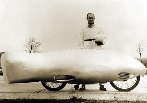 宝马的首款车:宝马摩托车初期发展史