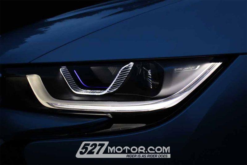 BMW将为澳门威尼斯人在线娱乐平台配备激光照明技术夜间放眩目技术是亮