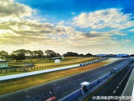 世界超级摩托车锦标赛今日将席卷美丽的菲利普岛