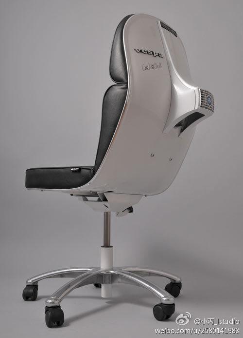 �U��Vespa��で擅钤O�做成座椅