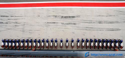 中国车手亮相AsiaTalentCup