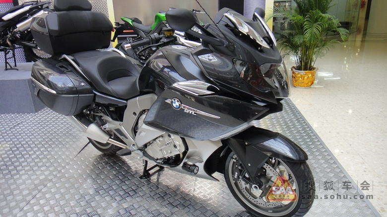 豪华摩托车赏析