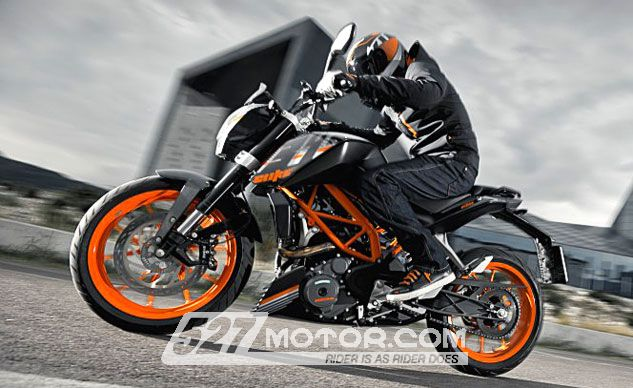 KTM将在印度生产500cc/800cc车型