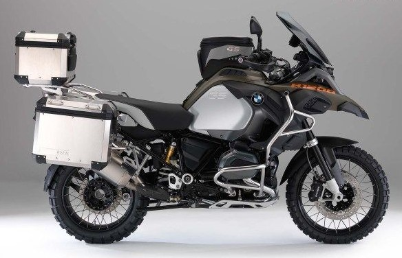 大冒险家2014款BMWR1200GSAdventure