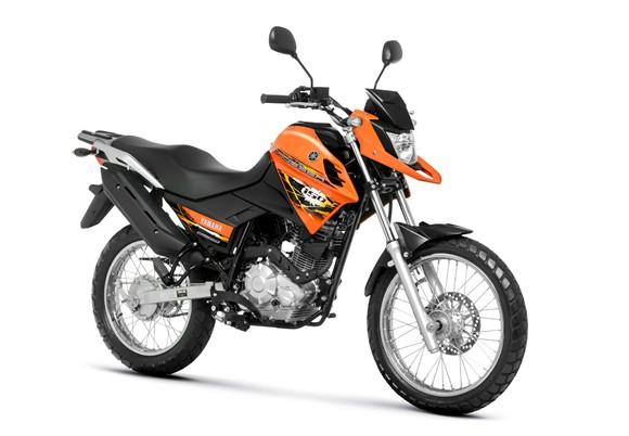 巴西Yamaha发布XTZ150SCrosserBlueFlex