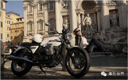 活化石的摩托古兹MotoGuzzi