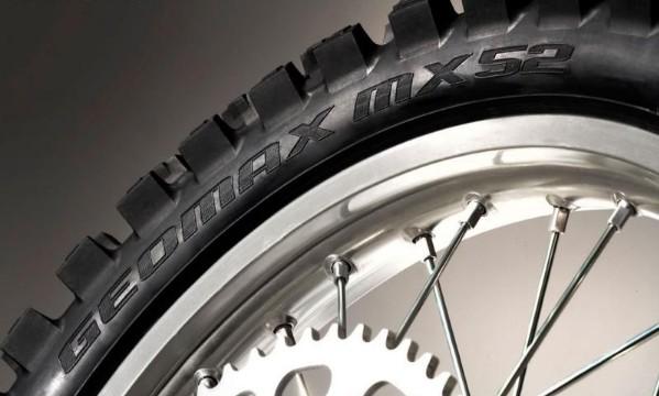邓立普发布MX32、MX52系列越野轮胎
