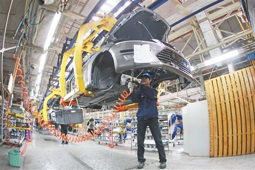 重庆汽摩:创新驱动产业升级