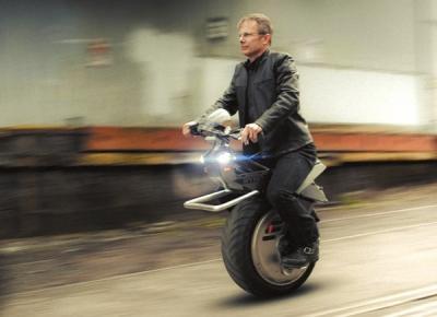 RYNO独轮电动摩托车预定售价4200美元