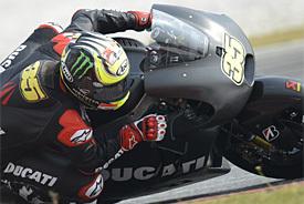 2014赛季MotoGP杜卡迪将代表公开组出赛