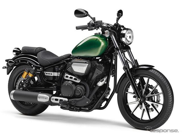 雅马哈推限量版运动型摩托车纪念专门店YSP诞生30周