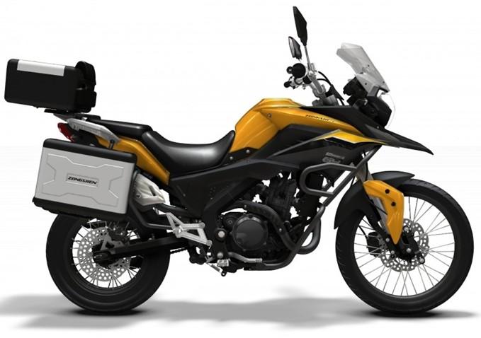 2013最受网友关注的摩托车越野车TOP3