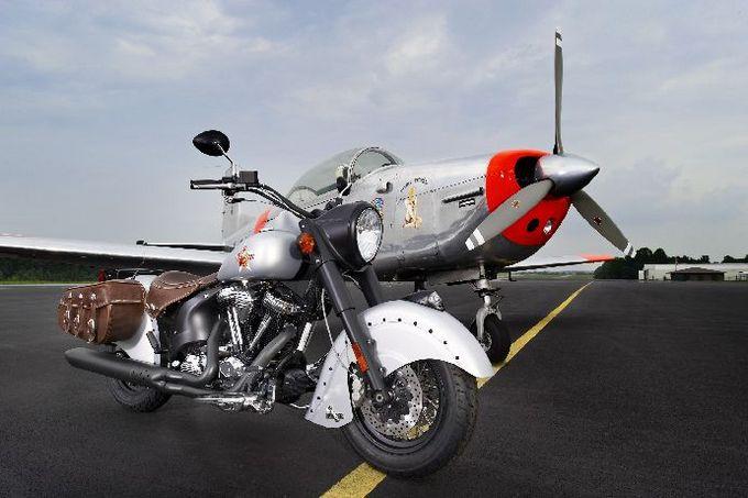 美国最古老的摩托车品牌印第安