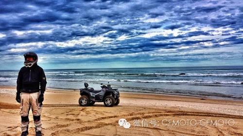 春风全地形车2014澳洲穿越之旅完美谢幕
