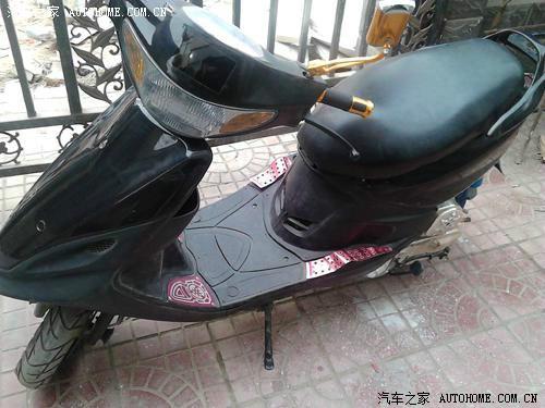 踏板摩托车改装电喷系统