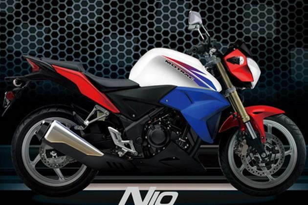 嘉爵N10(250CC)