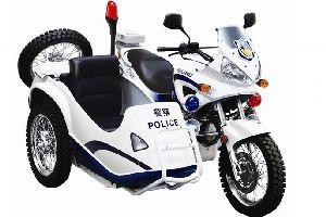 嘉陵JH600B-A(警用版)