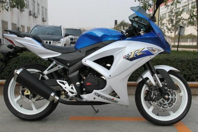 供应新陵 领隼xl150-9a二轮摩托车