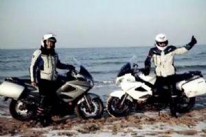 自由之道路 春风摩托铁马冰河环渤海
