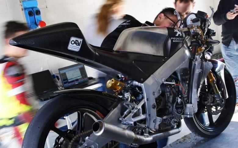 标致摩托进军Moto3