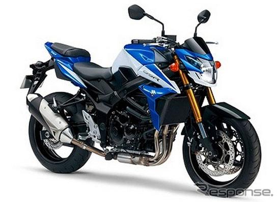 铃木将于5月8号发售新车GSR750ABS