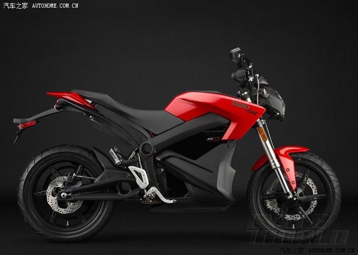 2014款ZeroSR纯电驱动摩托车
