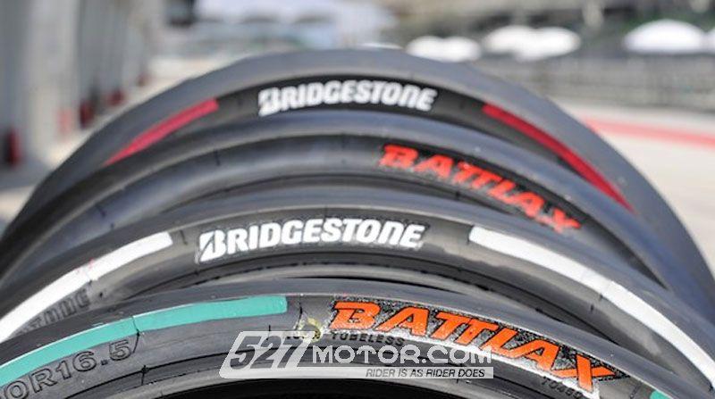 通用颜色来区分MotoGP轮胎硬度