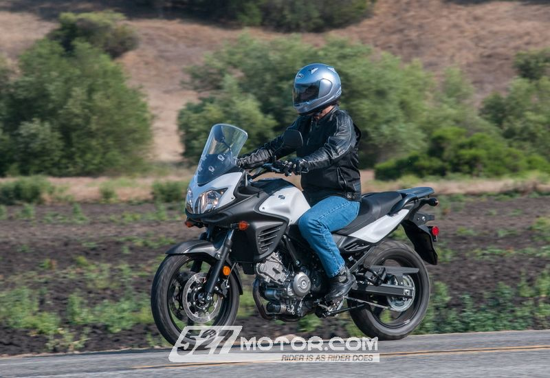 5款适合中长途骑行的多功能摩托车