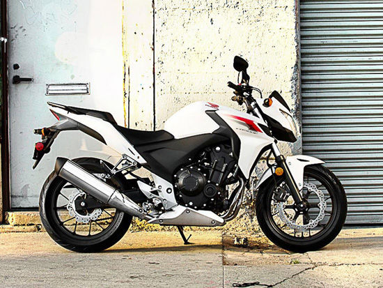 双缸发动机本田向国内引进大排量摩托车