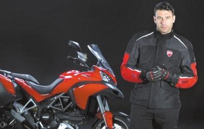 带安全气囊的摩托车骑行服五月在欧洲开卖