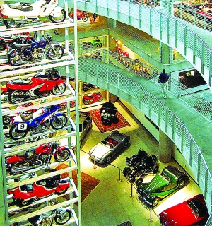世界的摩托车博物馆