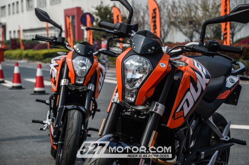 KTM发布2014年第一季度销售报告