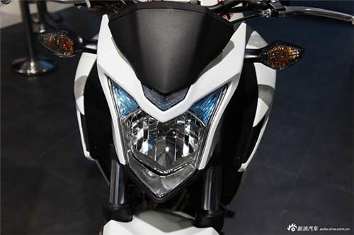 Honda本田CB500F细节展示