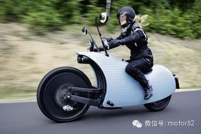 实用怪物JohammerJ1纯电动摩托车