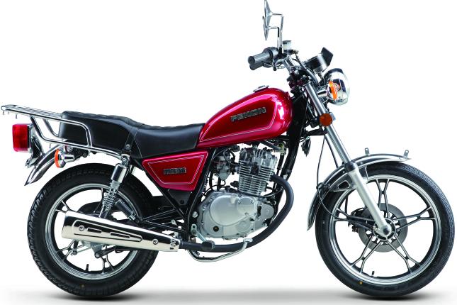 供应飞肯 gs铃木太子 fk125-5g太子车摩车-远航摩托车