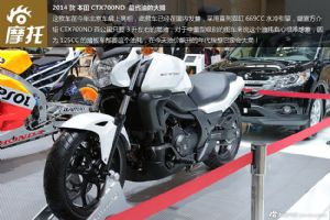 本田Honda2014 CTX700ND 图解