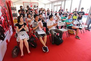 杜卡迪2014安全驾驶培训重庆站开始报名啦!