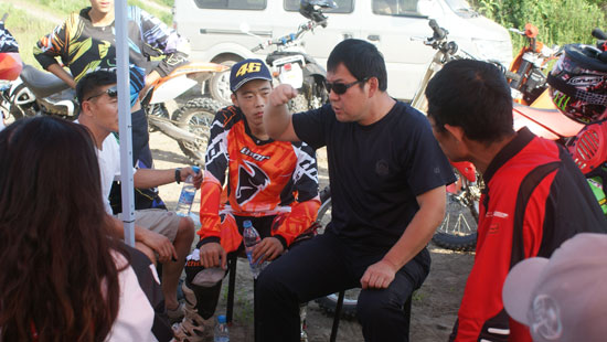 第一期越野摩托车赛手培训班开始报名啦!