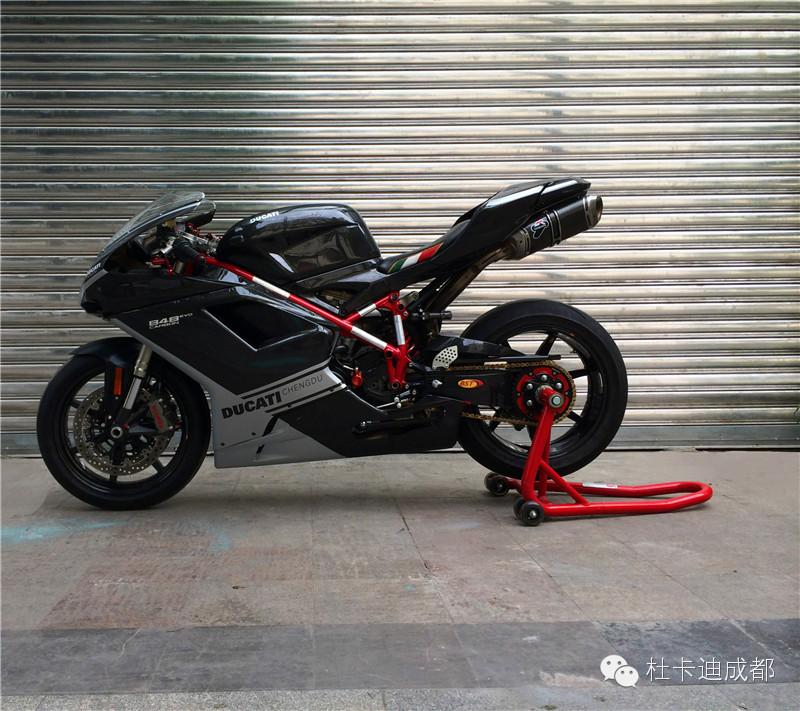 毒品级改装鉴赏杜卡迪Superbike848evo