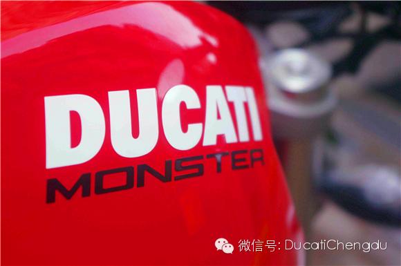 杜卡迪monster795改装实拍高清图片