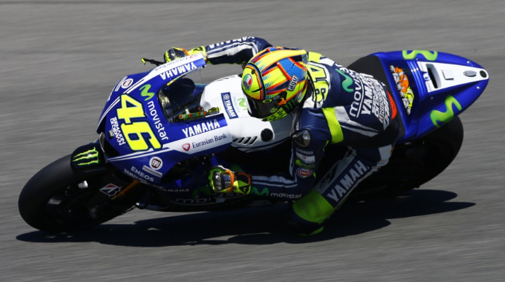 MotoGP新武器!Rossi的新车架!!