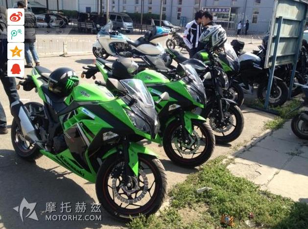后知后觉北京摩托车只挂后牌照也行