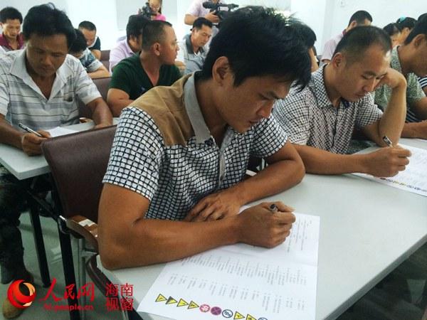 海南农民专场摩托驾照考试一小时拿证