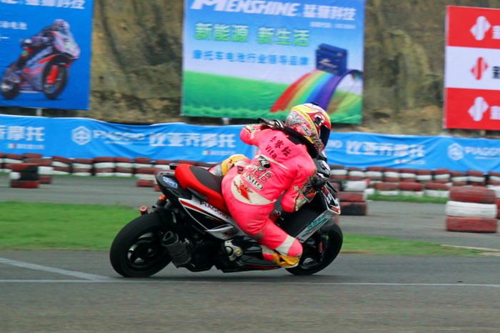 """2014""""猛狮电池杯""""全国公路摩托车锦标赛三水揭幕"""