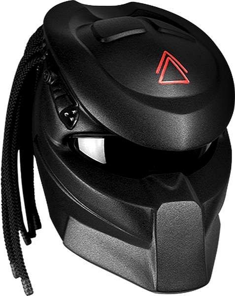 超酷摩托车头盔:NLOPredatorHelmets